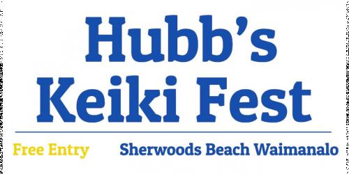 Hubb's Keiki Fest logo